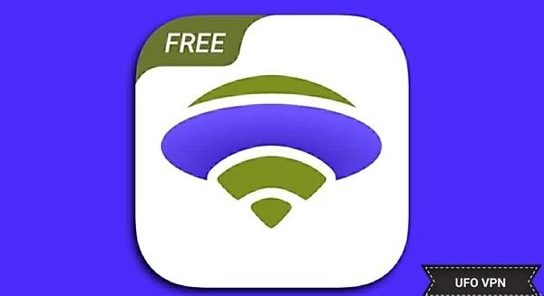 UFO VPN Mod Logo