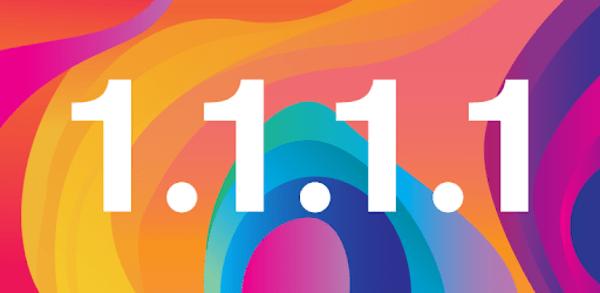 1.1.1.1 Faster & Safer Internet Logo