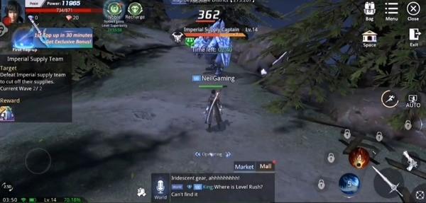 Abysswalker Screenshot 3