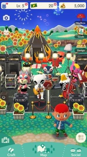 Animal Crossing Pocket Camp Screenshot 1