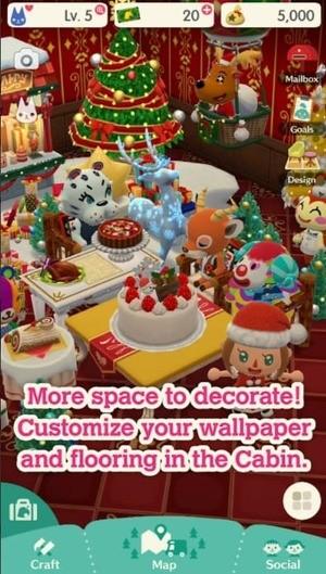 Animal Crossing Pocket Camp Screenshot 2