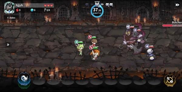Arcana Tactics Screenshot 1