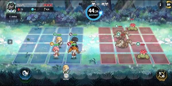 Arcana Tactics Screenshot 2