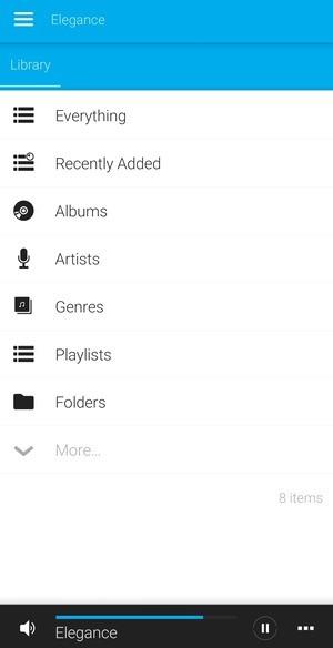 Avee Music Player Pro Screenshot 3