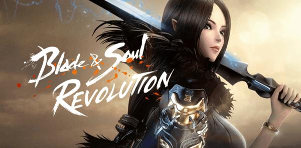 Blade and Soul Revolution Logo
