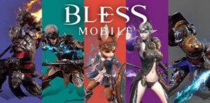 Bless Mobile Mod Logo