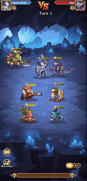 Brave Dungeon Immortal Legend Screenshot 3
