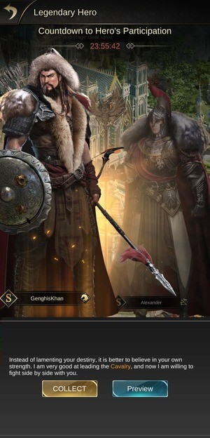 Clash of Empire Screenshot 3