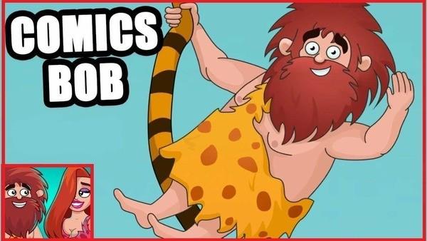 Comics Bob Logo