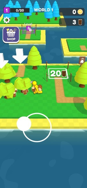 Craft island Screenshot 1