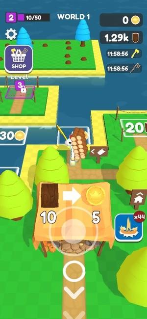 Craft island Screenshot 2