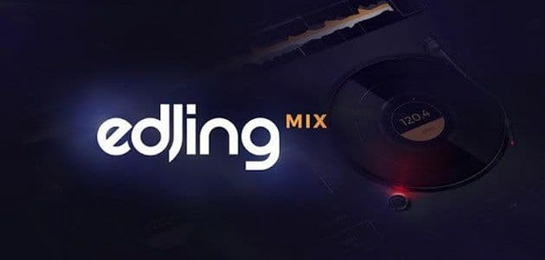 Edjing Mix Logo
