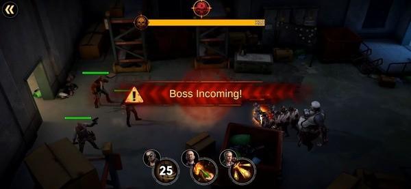 First Refuge Z Screenshot 1