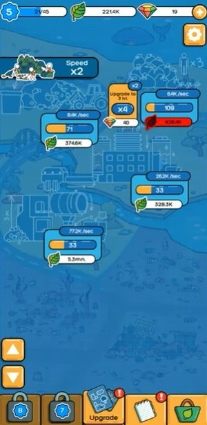 Idle EcoClicker Screenshot 3