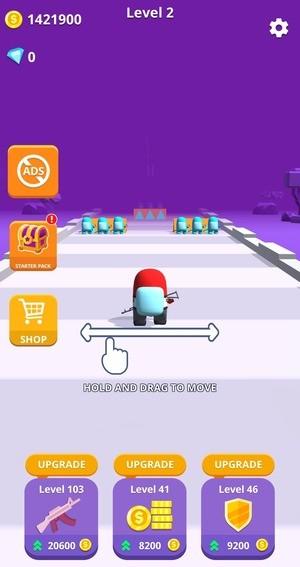 Imposter Fight 3D Mod Screenshot
