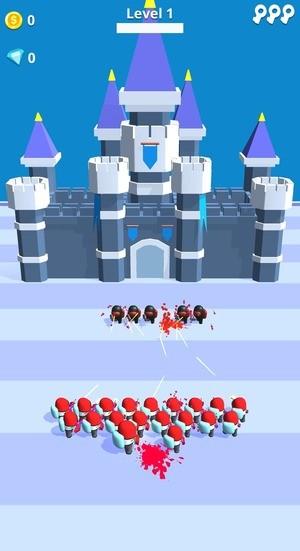 Imposter Fight 3D Screenshot 1