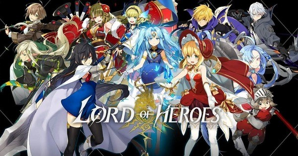 Lord of Heroes Logo