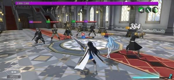 Lord of Heroes Screenshot 1