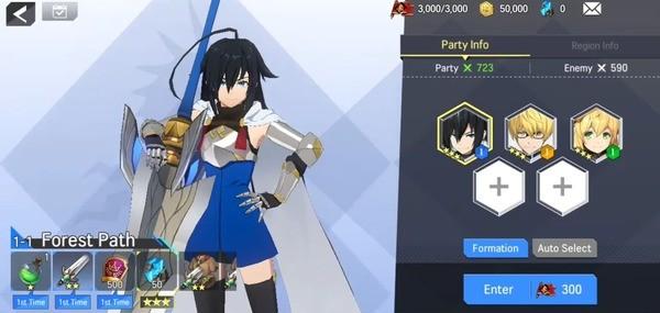 Lord of Heroes Screenshot 3