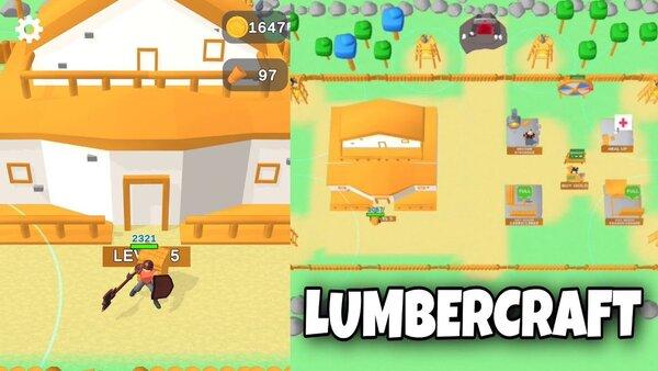Lumbercraft Logo