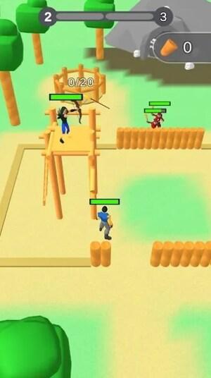 Lumbercraft Screenshot 2