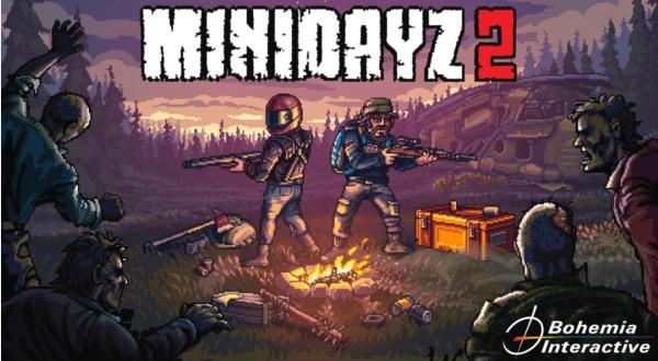 Mini DayZ 2 Logo