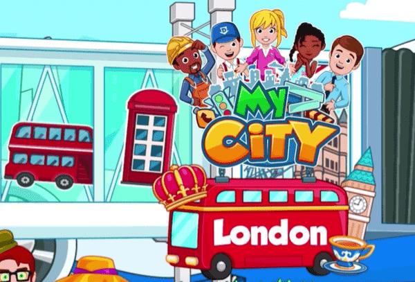 My City London Logo