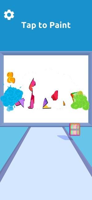 Pencil Rush 3D Screenshot 1