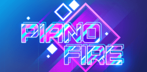 Piano Fire Mod Logo