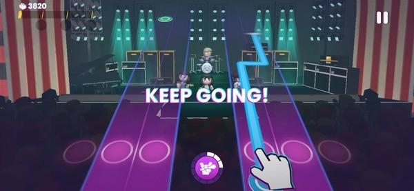Queen Rock Tour - The Official Rhythm Screenshot 3