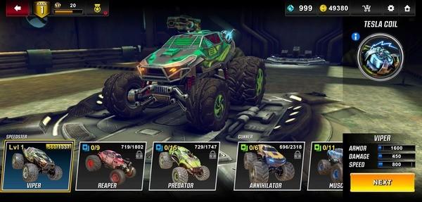 RACE Rocket Arena Car Extreme Mod
