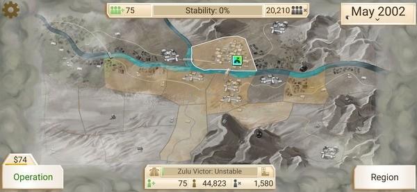 Rebel Inc Screenshot 2