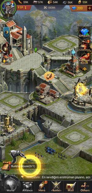 Road of Kings Screenshot 1
