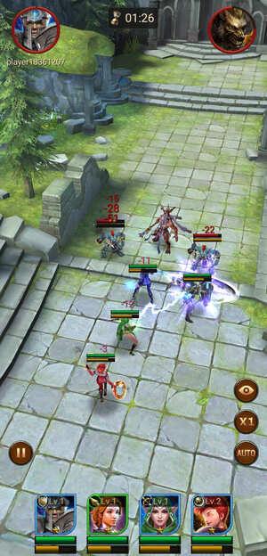 Road of Kings Screenshot 3