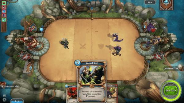 Runeverse - The Card Game Screenshot 1