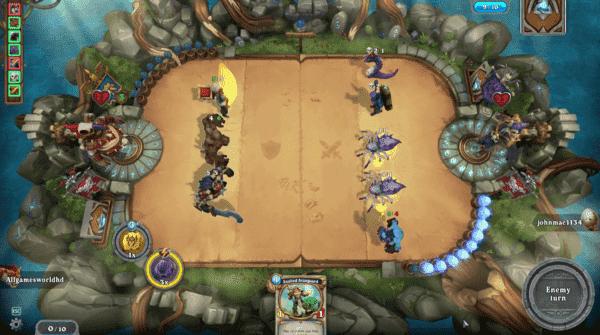 Runeverse - The Card Game Screenshot 2