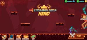 Stickman Exile Hero Mod Logo