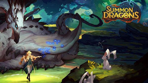 Summon Dragons Logo