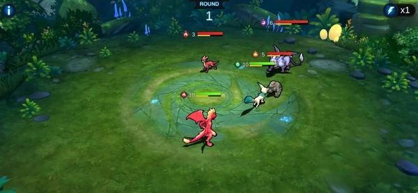 Summon Dragons Screenshot 1