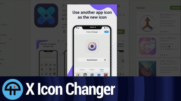 X Icon Changer Pro Logo