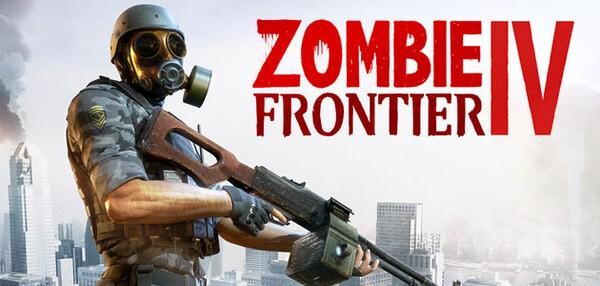 Zombie Frontier 4 Logo