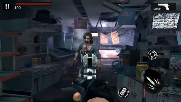 Zombie Frontier 4 Screenshot 1