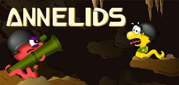 Annelids Online Battle Logo
