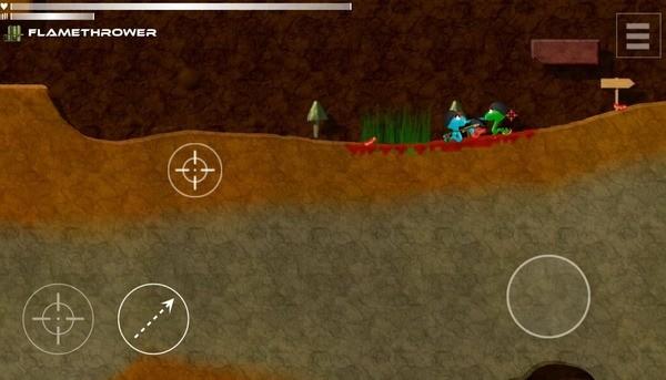 Annelids Online Battle Screenshot 1