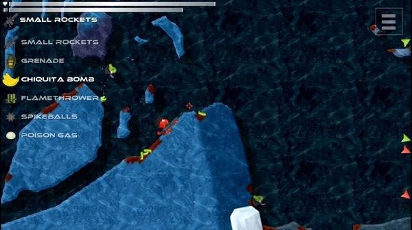 Annelids Online Battle Screenshot 3