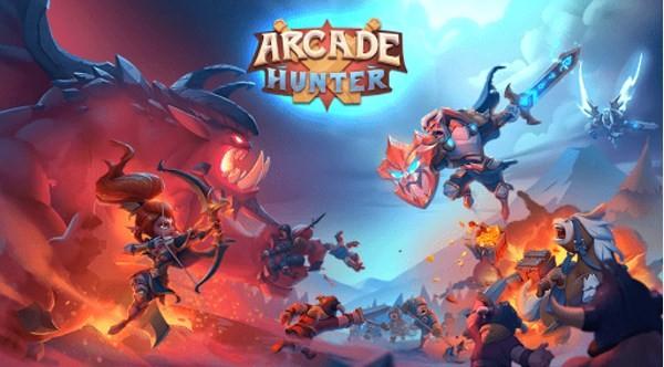 Arcade Hunter Mod Logo