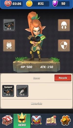 Arcade Hunter Screenshot 2