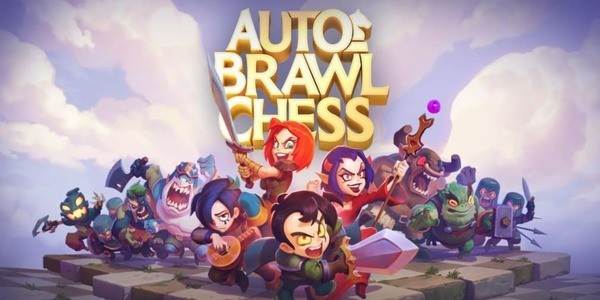Auto Brawl Chess Battle Royale Logo