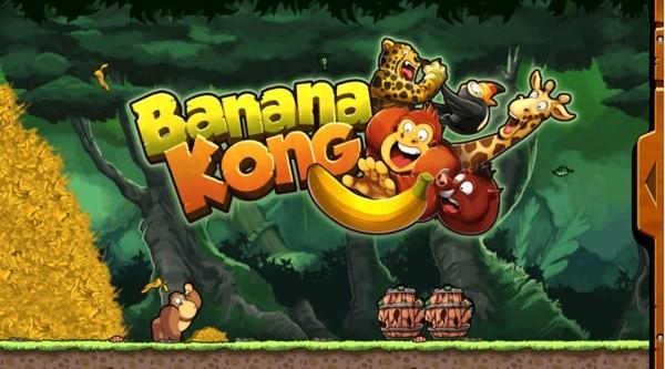 Banana Kong Mod Logo