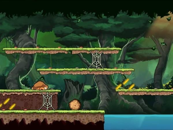 Banana Kong Screenshot 2